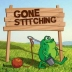 Gone Stitching Logo