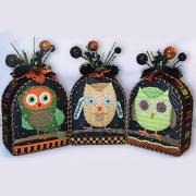 Cynthis THomas - Owls