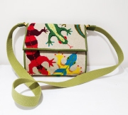 Gecko Purse