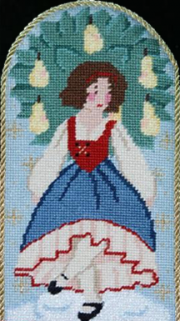 Tree SKirt - Lady Dancing