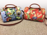Satchel Bags by the Meredith Collection