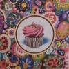 Unique NZ Designs - 70360 - Cupcake