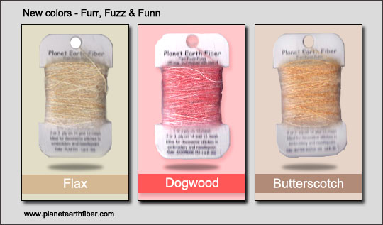 New Colors Furr, Fuzz & Funn