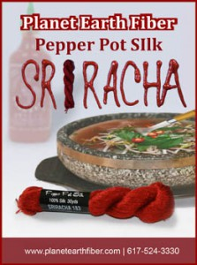 Pepper Pot Fiber - Sriracha